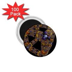 Machine Gear Mechanical Technology 1 75  Magnets (100 Pack)  by Nexatart