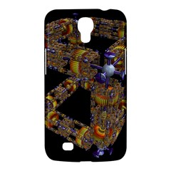 Machine Gear Mechanical Technology Samsung Galaxy Mega 6 3  I9200 Hardshell Case