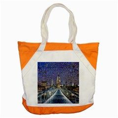 London Travel Accent Tote Bag