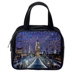 London Travel Classic Handbags (one Side)