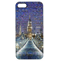 London Travel Apple Iphone 5 Hardshell Case With Stand
