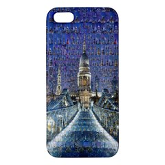 London Travel Iphone 5s/ Se Premium Hardshell Case