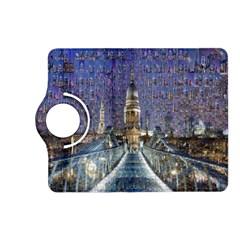 London Travel Kindle Fire Hd (2013) Flip 360 Case