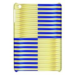 Metallic Gold Texture Apple Ipad Mini Hardshell Case