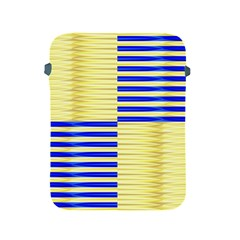 Metallic Gold Texture Apple Ipad 2/3/4 Protective Soft Cases