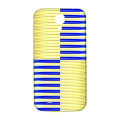 Metallic Gold Texture Samsung Galaxy S4 I9500/i9505  Hardshell Back Case