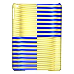 Metallic Gold Texture Ipad Air Hardshell Cases by Nexatart
