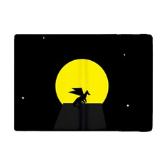 Moon And Dragon Dragon Sky Dragon Ipad Mini 2 Flip Cases by Nexatart