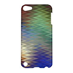 Metallizer Art Glass Apple Ipod Touch 5 Hardshell Case
