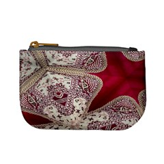 Morocco Motif Pattern Travel Mini Coin Purses