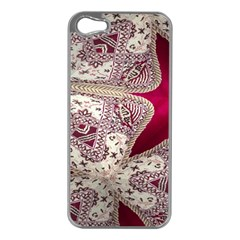 Morocco Motif Pattern Travel Apple Iphone 5 Case (silver) by Nexatart