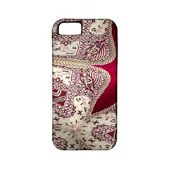Morocco Motif Pattern Travel Apple Iphone 5 Classic Hardshell Case (pc+silicone) by Nexatart