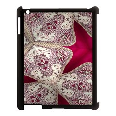 Morocco Motif Pattern Travel Apple Ipad 3/4 Case (black) by Nexatart