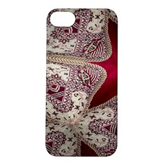 Morocco Motif Pattern Travel Apple Iphone 5s/ Se Hardshell Case by Nexatart