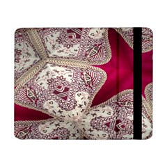 Morocco Motif Pattern Travel Samsung Galaxy Tab Pro 8 4  Flip Case by Nexatart