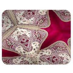 Morocco Motif Pattern Travel Double Sided Flano Blanket (medium)  by Nexatart