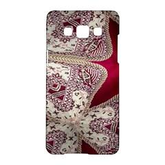 Morocco Motif Pattern Travel Samsung Galaxy A5 Hardshell Case