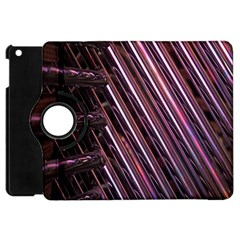 Metal Tube Chair Stack Stacked Apple Ipad Mini Flip 360 Case by Nexatart