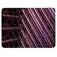 Metal Tube Chair Stack Stacked Samsung Galaxy Tab 7  P1000 Flip Case