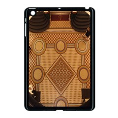 Mosaic The Elaborate Floor Pattern Of The Sydney Queen Victoria Building Apple Ipad Mini Case (black)