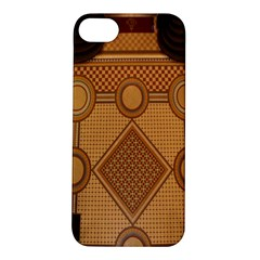 Mosaic The Elaborate Floor Pattern Of The Sydney Queen Victoria Building Apple Iphone 5s/ Se Hardshell Case by Nexatart