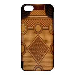 Mosaic The Elaborate Floor Pattern Of The Sydney Queen Victoria Building Apple Iphone 5c Hardshell Case by Nexatart