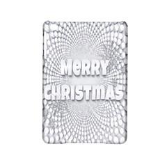 Oints Circle Christmas Merry Ipad Mini 2 Hardshell Cases by Nexatart