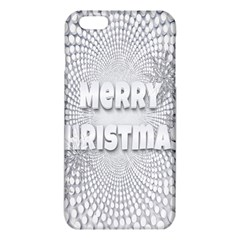 Oints Circle Christmas Merry Iphone 6 Plus/6s Plus Tpu Case by Nexatart