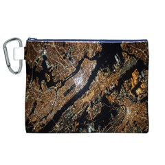 Night View Canvas Cosmetic Bag (xl) by Nexatart