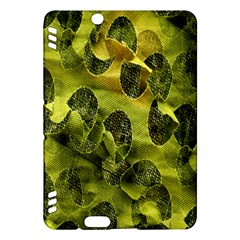 Olive Seamless Camouflage Pattern Kindle Fire Hdx Hardshell Case by Nexatart