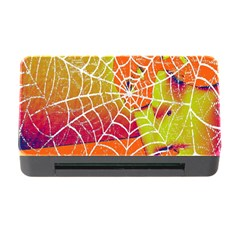 Orange Guy Spider Web Memory Card Reader With Cf