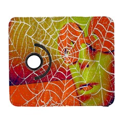 Orange Guy Spider Web Galaxy S3 (flip/folio)