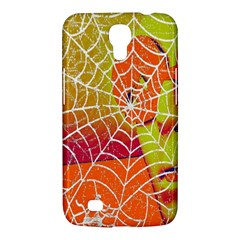 Orange Guy Spider Web Samsung Galaxy Mega 6 3  I9200 Hardshell Case