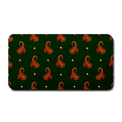 Paisley Pattern Medium Bar Mats by Nexatart