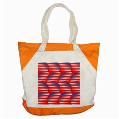 Patriotic  Accent Tote Bag by Nexatart