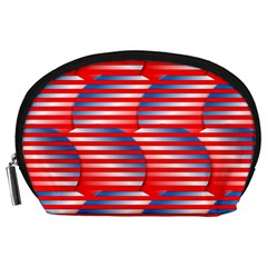 Patriotic  Accessory Pouches (large)