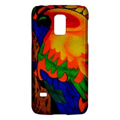 Parakeet Colorful Bird Animal Galaxy S5 Mini