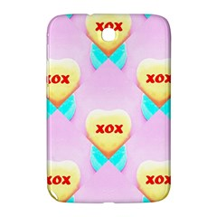 Pastel Heart Samsung Galaxy Note 8 0 N5100 Hardshell Case