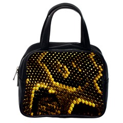 Pattern Skins Snakes Classic Handbags (one Side)