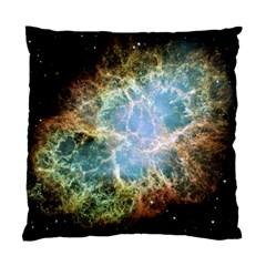 Crab Nebula Standard Cushion Case (two Sides) by SheGetsCreative