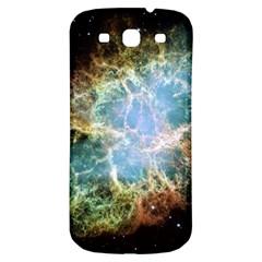 Crab Nebula Samsung Galaxy S3 S Iii Classic Hardshell Back Case by SheGetsCreative