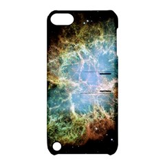 Crab Nebula Apple Ipod Touch 5 Hardshell Case With Stand by SheGetsCreative