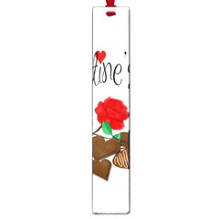 Valentine s Day Gift Large Book Marks by Valentinaart
