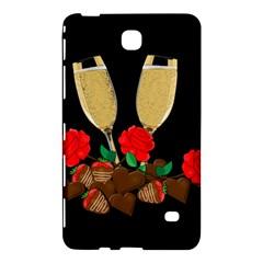 Valentine s Day Design Samsung Galaxy Tab 4 (8 ) Hardshell Case  by Valentinaart
