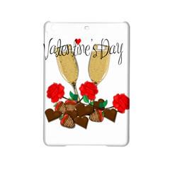 Valentine s Day Romantic Design Ipad Mini 2 Hardshell Cases by Valentinaart
