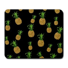 Pineapples Large Mousepads by Valentinaart