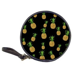 Pineapples Classic 20 Cd Wallets by Valentinaart
