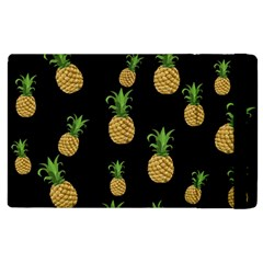 Pineapples Apple Ipad 3/4 Flip Case by Valentinaart
