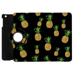Pineapples Apple Ipad Mini Flip 360 Case by Valentinaart