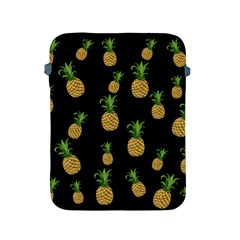 Pineapples Apple Ipad 2/3/4 Protective Soft Cases by Valentinaart